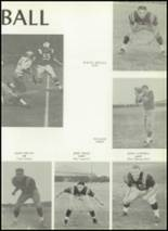 1960 Oxnard High School Yearbook Page 94 & 95