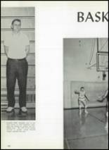 1960 Oxnard High School Yearbook Page 104 & 105
