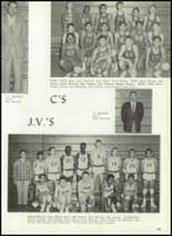 1960 Oxnard High School Yearbook Page 108 & 109