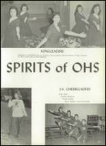 1960 Oxnard High School Yearbook Page 110 & 111