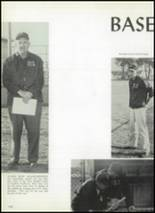1960 Oxnard High School Yearbook Page 116 & 117