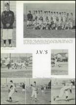 1960 Oxnard High School Yearbook Page 118 & 119