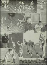 1960 Oxnard High School Yearbook Page 124 & 125