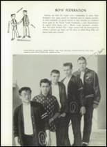 1960 Oxnard High School Yearbook Page 128 & 129