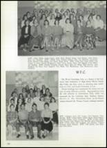 1960 Oxnard High School Yearbook Page 134 & 135