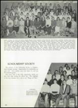 1960 Oxnard High School Yearbook Page 136 & 137