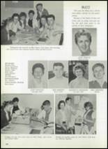 1960 Oxnard High School Yearbook Page 138 & 139