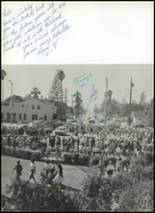 1960 Oxnard High School Yearbook Page 152 & 153