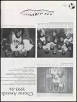 1994 Collinsville High School Yearbook Page 110 & 111
