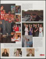 2007 Laingsburg High School Yearbook Page 12 & 13