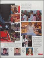 2007 Laingsburg High School Yearbook Page 14 & 15