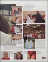 2007 Laingsburg High School Yearbook Page 32 & 33