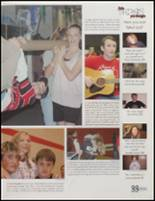2007 Laingsburg High School Yearbook Page 36 & 37
