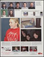2007 Laingsburg High School Yearbook Page 40 & 41