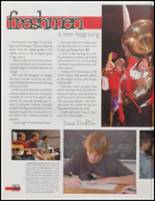 2007 Laingsburg High School Yearbook Page 42 & 43