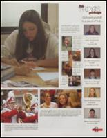 2007 Laingsburg High School Yearbook Page 44 & 45