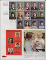2007 Laingsburg High School Yearbook Page 50 & 51