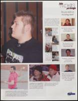 2007 Laingsburg High School Yearbook Page 60 & 61