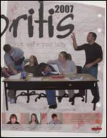 2007 Laingsburg High School Yearbook Page 70 & 71