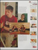 2007 Laingsburg High School Yearbook Page 98 & 99