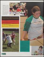 2007 Laingsburg High School Yearbook Page 106 & 107