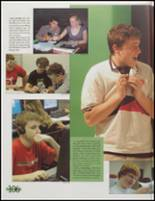 2007 Laingsburg High School Yearbook Page 110 & 111