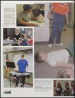 2007 Laingsburg High School Yearbook Page 112 & 113
