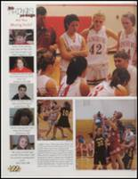 2007 Laingsburg High School Yearbook Page 126 & 127