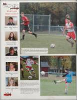 2007 Laingsburg High School Yearbook Page 128 & 129