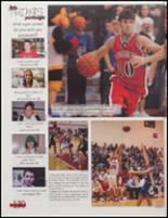 2007 Laingsburg High School Yearbook Page 134 & 135
