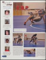 2007 Laingsburg High School Yearbook Page 136 & 137