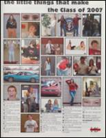 2007 Laingsburg High School Yearbook Page 148 & 149