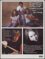 2007 Laingsburg High School Yearbook Page 154 & 155