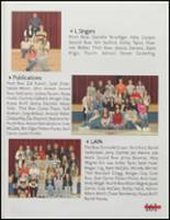 2007 Laingsburg High School Yearbook Page 164 & 165