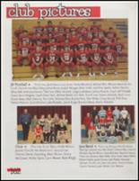 2007 Laingsburg High School Yearbook Page 166 & 167