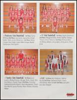 2007 Laingsburg High School Yearbook Page 168 & 169