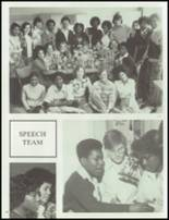 1976 Luther South High School Yearbook Page 46 & 47