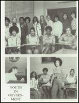 1976 Luther South High School Yearbook Page 50 & 51