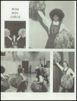1976 Luther South High School Yearbook Page 64 & 65