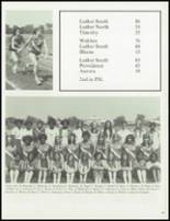 1976 Luther South High School Yearbook Page 70 & 71