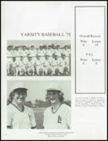 1976 Luther South High School Yearbook Page 74 & 75