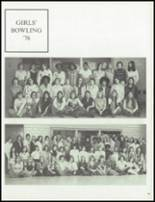 1976 Luther South High School Yearbook Page 86 & 87