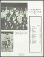 1976 Luther South High School Yearbook Page 92 & 93