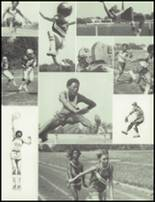 1976 Luther South High School Yearbook Page 100 & 101