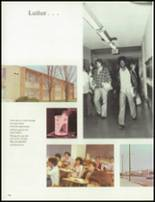 1976 Luther South High School Yearbook Page 106 & 107