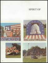 1976 Luther South High School Yearbook Page 110 & 111