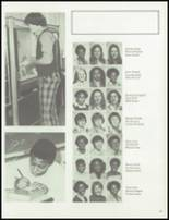1976 Luther South High School Yearbook Page 124 & 125