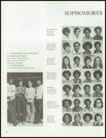 1976 Luther South High School Yearbook Page 130 & 131