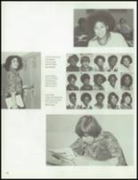1976 Luther South High School Yearbook Page 132 & 133
