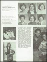 1976 Luther South High School Yearbook Page 156 & 157